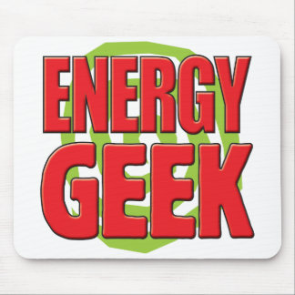 Energy Geek Mouse Pads
