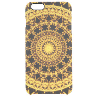 Energy Prism Mandala Clear iPhone 6 Plus Case