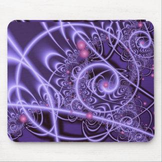 Energy Purple Passion Mouse Pad