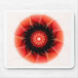 Energy red designed by Tutti Mousepads