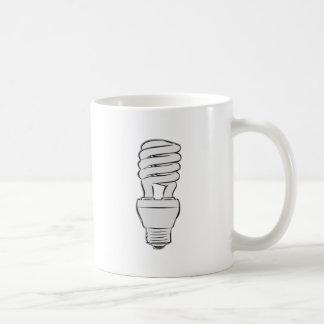 Energy Saving Light Coffee Mug