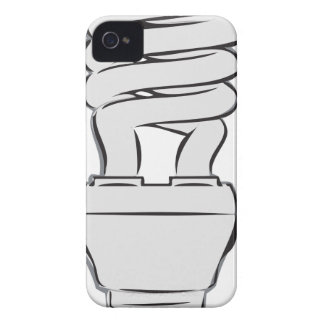 Energy Saving Light iPhone 4 Covers