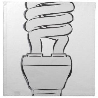 Energy Saving Light Napkin