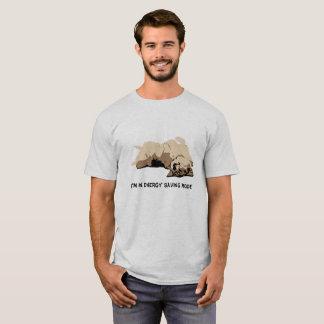 Energy saving mode Corgi T-Shirt