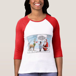 Energy Saving Rudolph T-Shirt