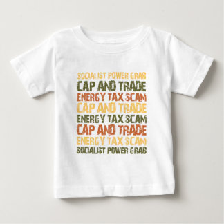 Energy Tax Scam Tee Shirt