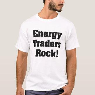 Energy Traders Rock! T-Shirt