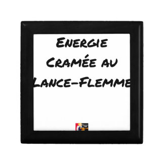 ENERGY WHICH BEEN ON FIRE WITH the LANCE-FLEMME - Gift Box