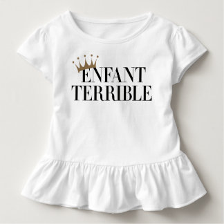 Enfant Terrible Baby Girl Dress Tshirt