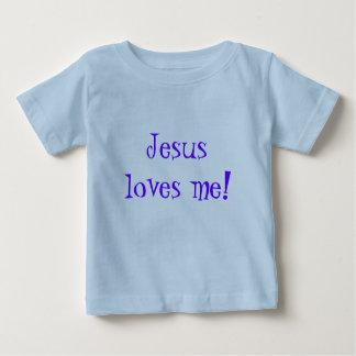 Enfants T-Shirt/Jesus Loves Me! T Shirts