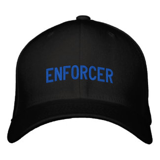 ENFORCER EMBROIDERED HAT