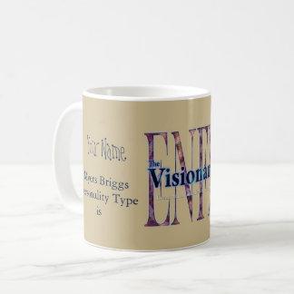 ENFP theVisionary Coffee Mug