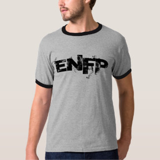 ENFP - We are the (idealist) champions T-Shirt