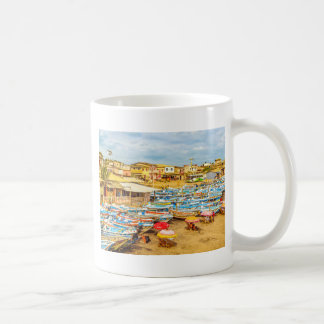 Engabao Beach at Guayas District Ecuador Coffee Mug