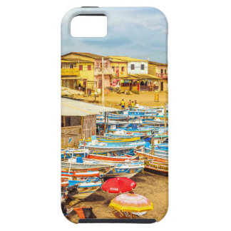 Engabao Beach at Guayas District Ecuador iPhone 5 Case