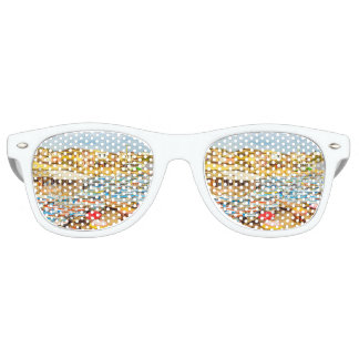 Engabao Beach Guayas Province Ecuador Retro Sunglasses