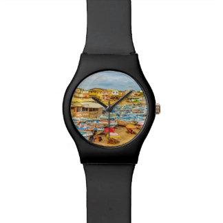 Engabao Beach Guayas Province Ecuador Wrist Watches