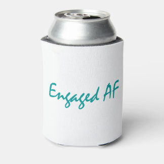 Engaged AF Can Cooler