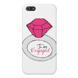 Engaged Case For iPhone 5/5S