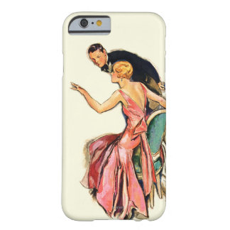 Engaged Couple iPhone 6 Case