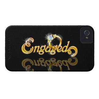 Engaged iPhone 4 Case