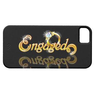 Engaged iPhone 5 Case