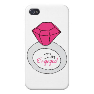 Engaged iPhone 4 Cases