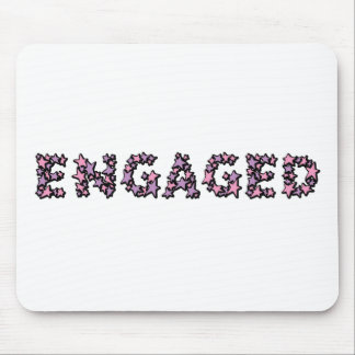 Engaged Mouse Pad