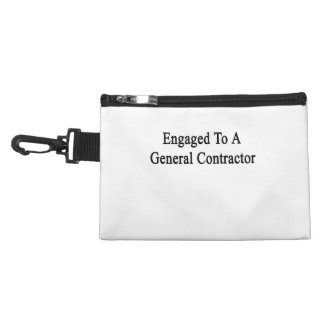 Engaged To A General Contractor Accessory Bags