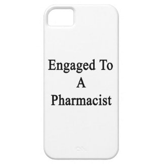 Engaged To A Pharmacist Case For The iPhone 5