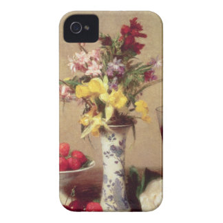 Engagement Bouquet iPhone 4 Cover