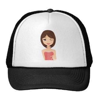 Engagement Mesh Hats