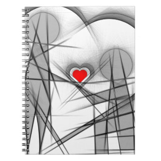 Engagement Spiral Note Book
