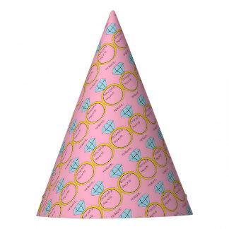 engagement party hat