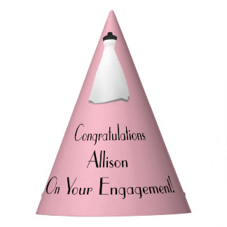 Engagement Party Hats
