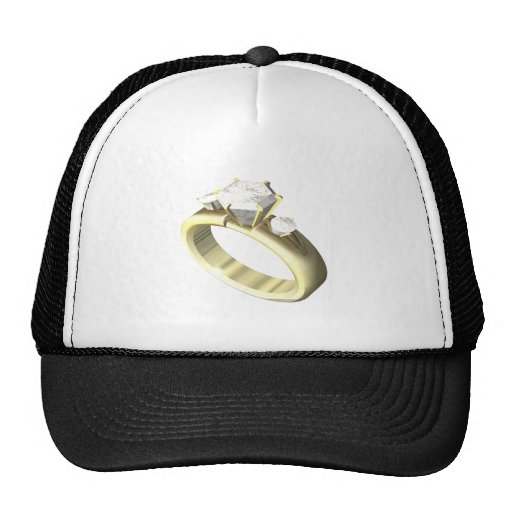 Engagement Ring Hats