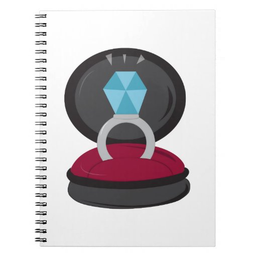 Engagement Ring Note Book