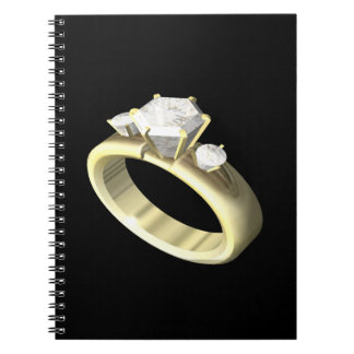 Engagement Ring Note Books