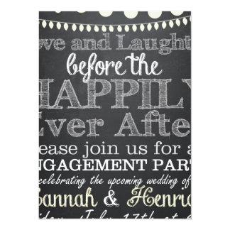 Engagement Shower Invite