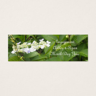 Engagement /Wedding Mini Business Card