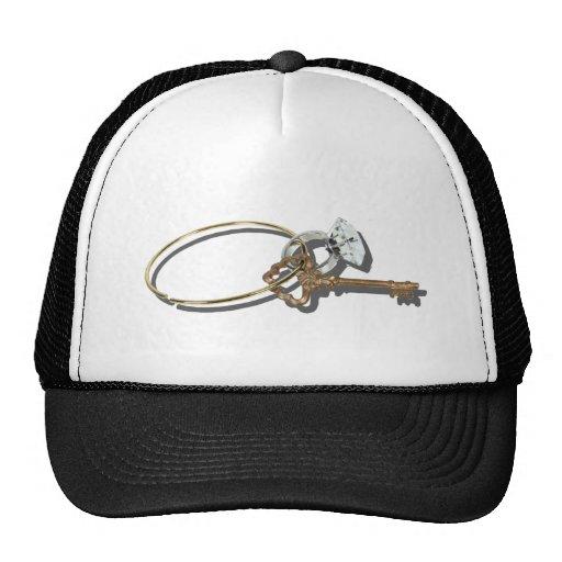 EngagementRingVintageKeyRing090312.png Hat
