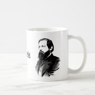 Engels Coffee Mug