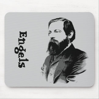 Engels Mouse Pad