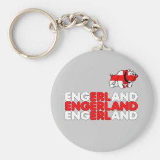 Engerland footy keychains