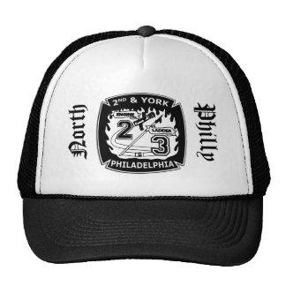 Engine 2 Patch Trucker Hat