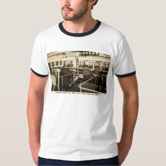 Engine Room on the S.S. Greater Detroit - D&C Line T-Shirt