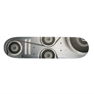 Engine Skate Board Deck