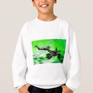 Engine stunt man sweatshirt