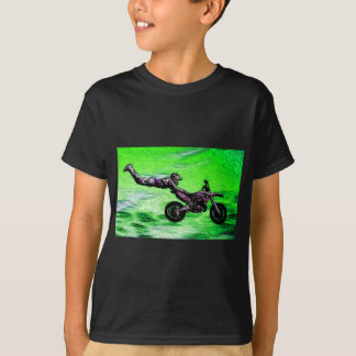 Engine stunt man T-Shirt