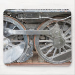 Engine Wheels Mouse Pad